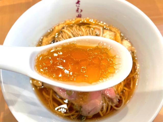 らぁ麺 さわ田の醤油ラーメン2