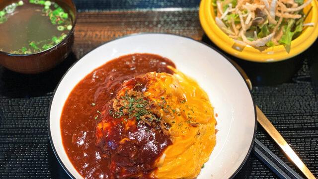 野菜肉巻き串 ファンキー原田3(原田食堂)のランチメニュー