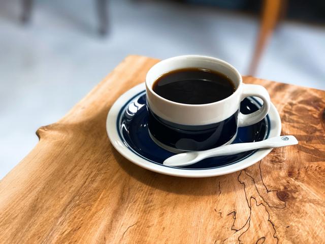 喫茶 うろひびこのコーヒー
