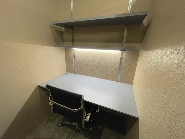 吉祥寺パルコのワーキングスペース「SkiiMa(スキーマ)」の個室ブース