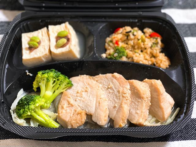 筋肉食堂DELIの宅配冷凍弁当カレーの感想レビュー11