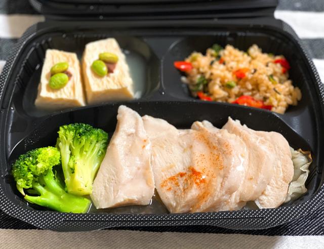 筋肉食堂DELIの宅配冷凍弁当カレーの感想レビュー10