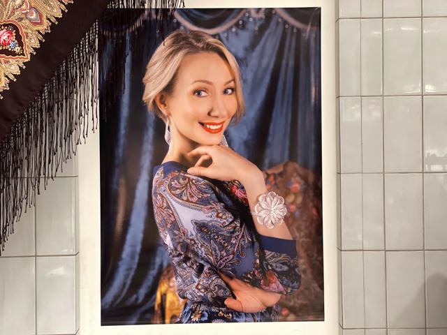 吉祥寺パルコのロシア雑貨店の「PRETTY RUSSIA」10