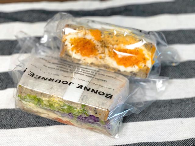 サンドイッチメルシーMerci 吉祥寺店のサンドイッチ1