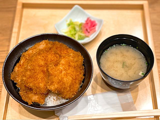 新潟カツ丼タレカツ 吉祥寺北口店のカツ丼