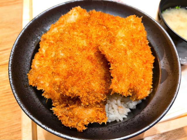 新潟カツ丼タレカツ 吉祥寺北口店のカツ丼2