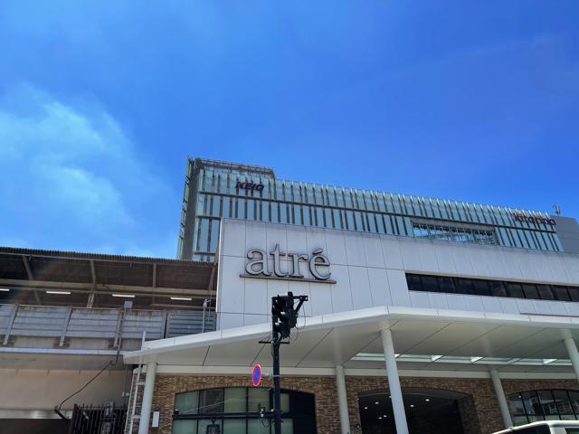 アトレ吉祥寺店の外観