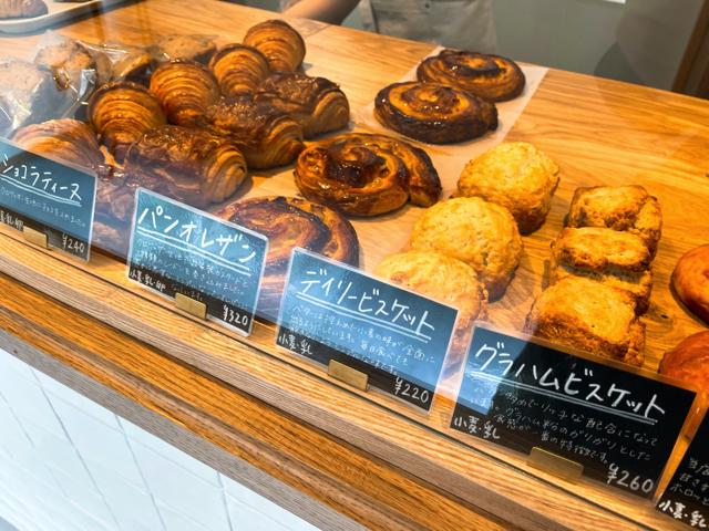三鷹「Bakery MIDMOST(ベーカリーミッドモースト)」のパン