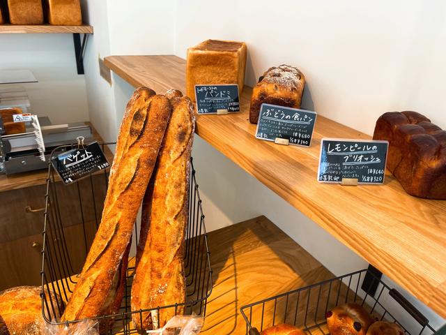 三鷹「Bakery MIDMOST(ベーカリーミッドモースト)」のパン4