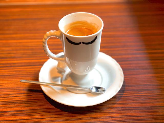びっくりドンキー 関町店のコーヒー