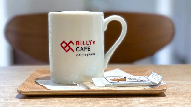 吉祥寺「BILLY's CAFE」のカフェラテ2