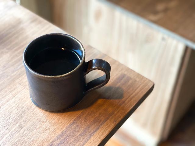 西荻窪「cafe Cwtch(カフェ クチュ)」のコーヒー