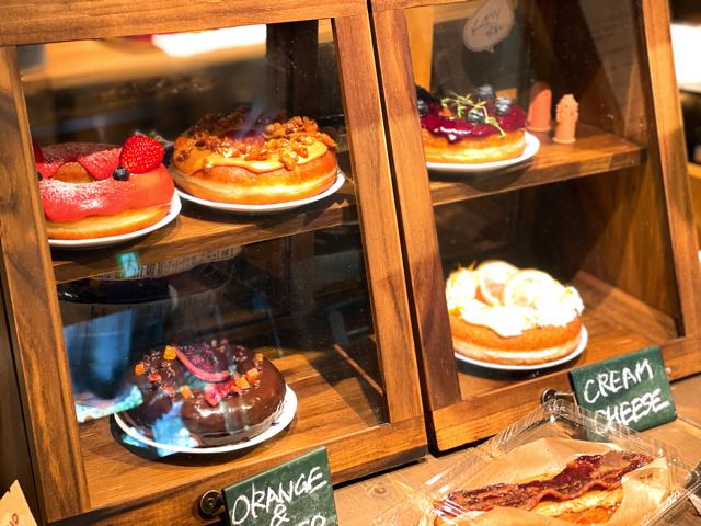 days+doughnuts(デイズアンドドーナツ)のドーナツ