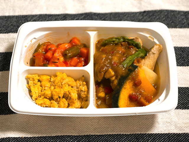 FIT FOOD HOME(フィットフードホーム)を食べた味の感想3