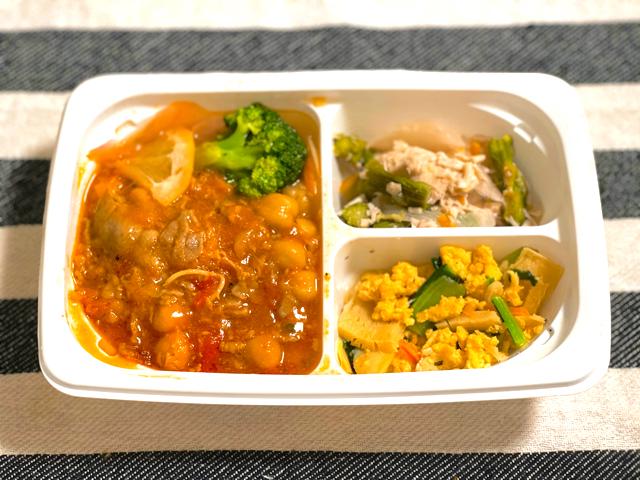FIT FOOD HOME(フィットフードホーム)を食べた味の感想4