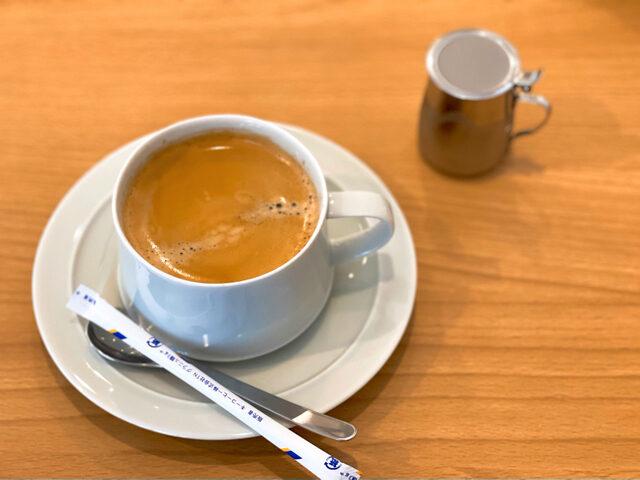 三鷹台「rivicafe(リビカフェ)」のコーヒー
