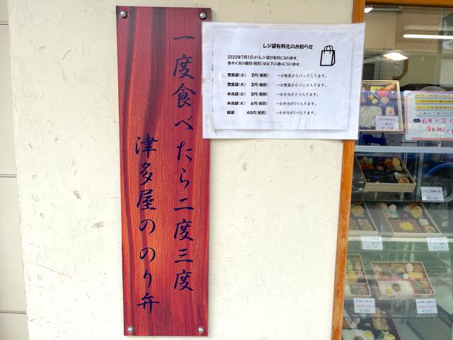 【上石神井】津多屋(つたや)の外観2