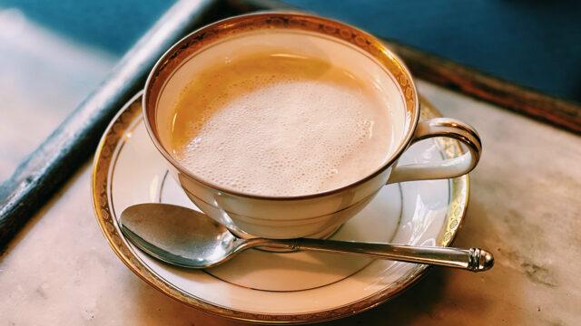 吉祥寺の珈琲 立吉のコーヒー