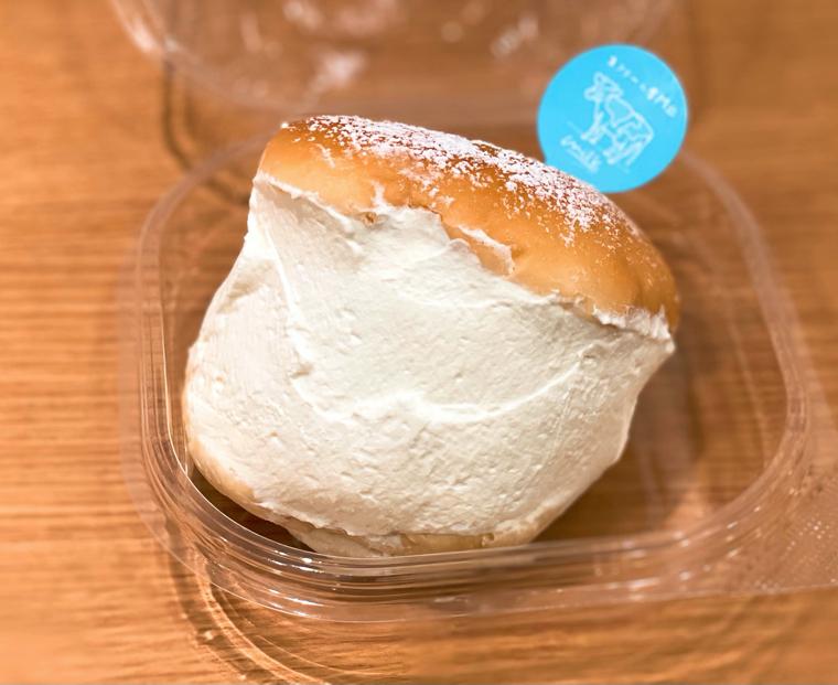生クリーム専門店「ミルク」のマリトッツォ