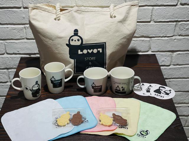吉祥寺「LOVOT(ラボット)ストア&カフェ」10