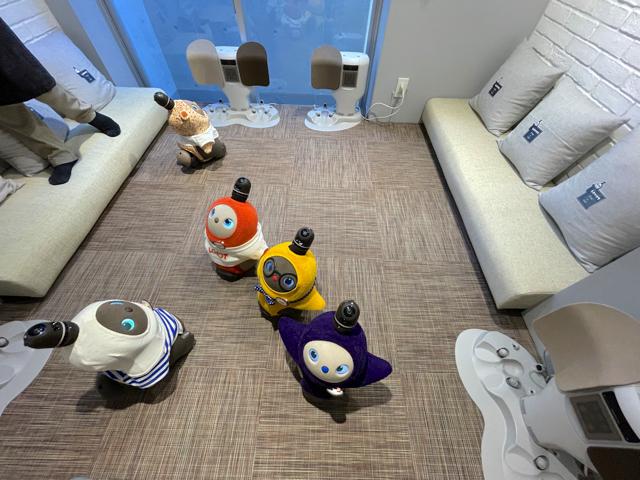 吉祥寺「LOVOT(ラボット)ストア&カフェ」15