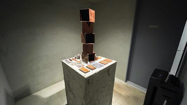 武蔵境「chocolatier KAITO(ショコラティエ カイト)」の店内