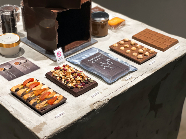 武蔵境「chocolatier KAITO(ショコラティエ カイト)」のチョコレート1