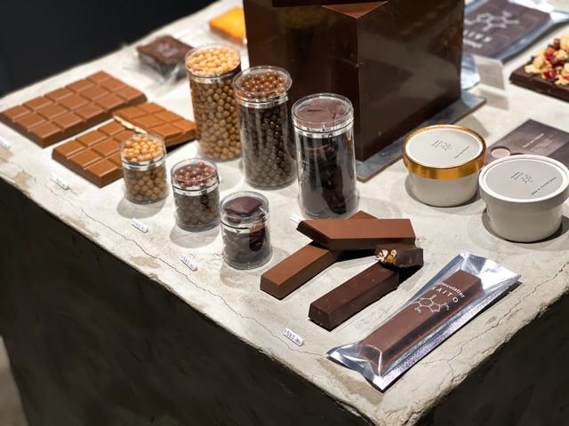 武蔵境「chocolatier KAITO(ショコラティエ カイト)」のチョコレート2