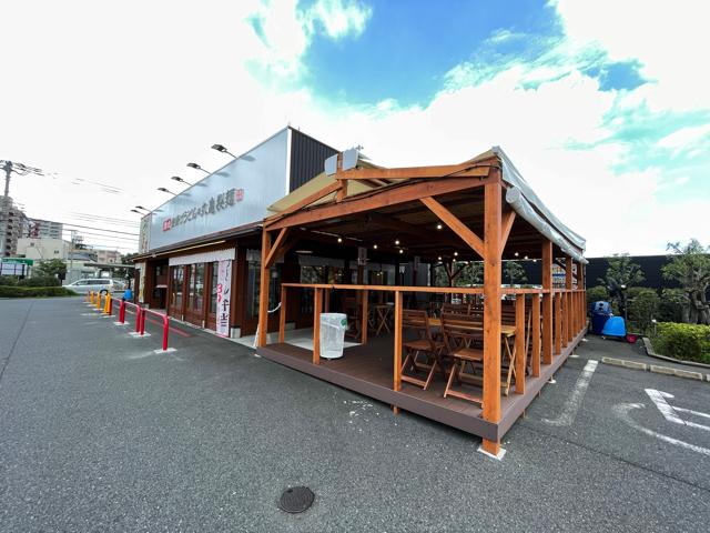 丸亀製麺 武蔵境店の外観