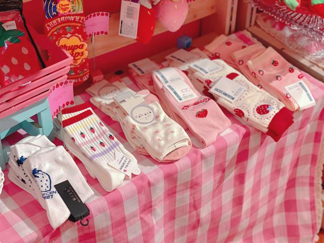 いちご雑貨専門店 STRAWBERRY BOX3