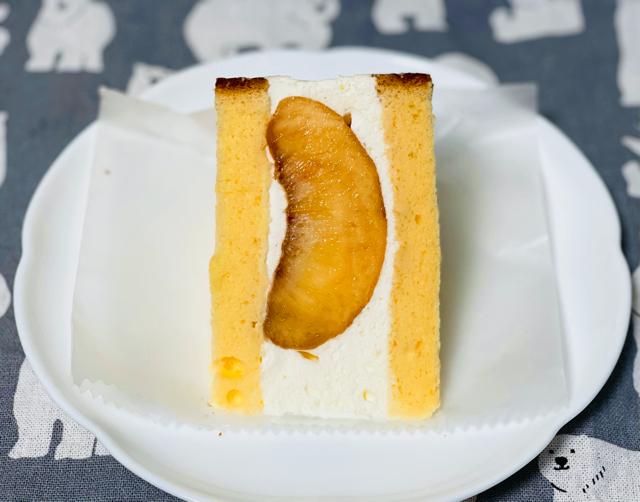 三鷹「ひつじ組」の手づかみショートケーキ