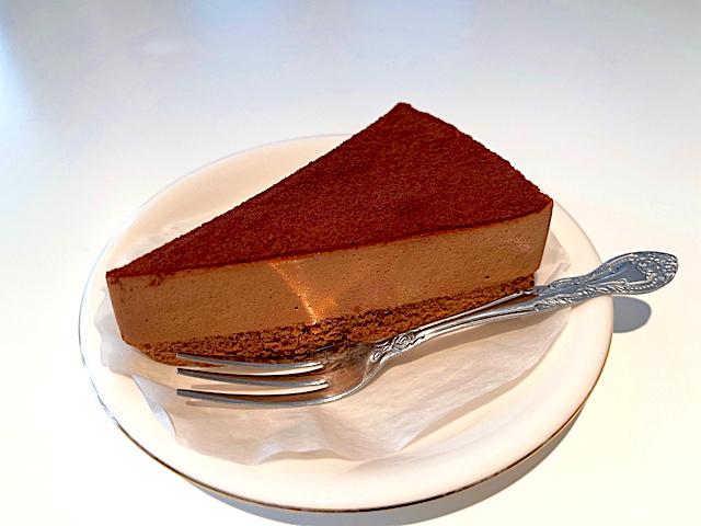 Little cafe オキザリスのケーキセット2