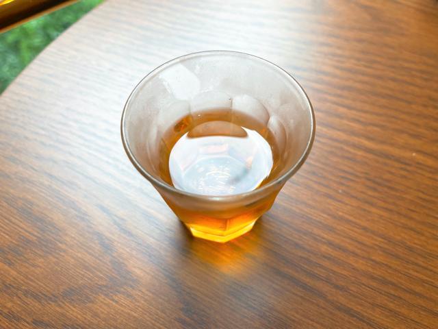 吉祥寺のムレスナティー東京のスコーンと紅茶5