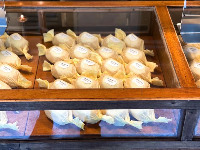 西荻窪「オカシヤカルフ」のレモンケーキ1