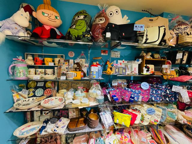 Kiitos(キートス)吉祥寺店のムーミン2