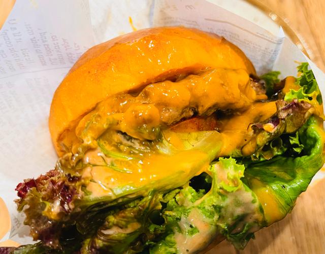 西荻窪のチーズバーガー専門店「ひので」5