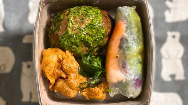 三鷹「街の惣菜や lojiura kitchen(ロジウラキッチン)」2