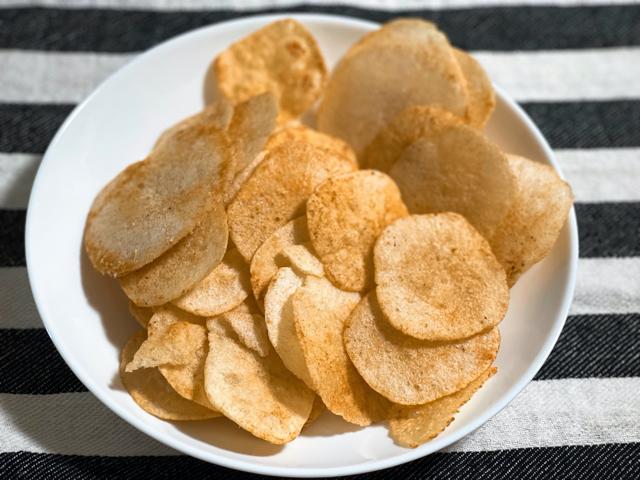 テラフーズの「カロリーを気にせず食べられるポテトチップス」6
